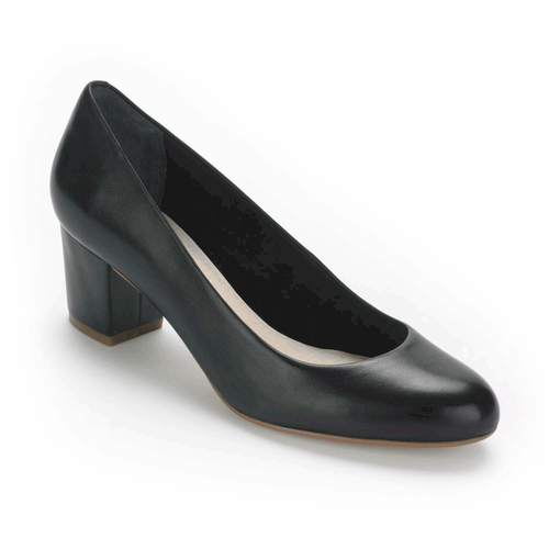 Phaedra Pump, Black